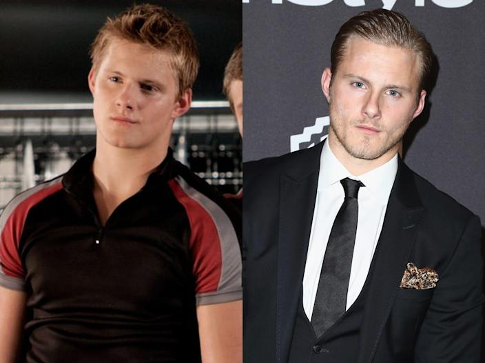 """alexander ludwig in """"The Hunger Games."""""""