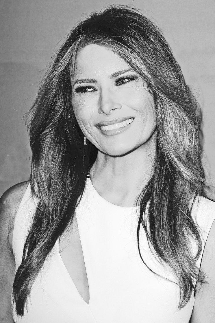 The 1 thing melania trump always does for great hair photo rex baditri Images