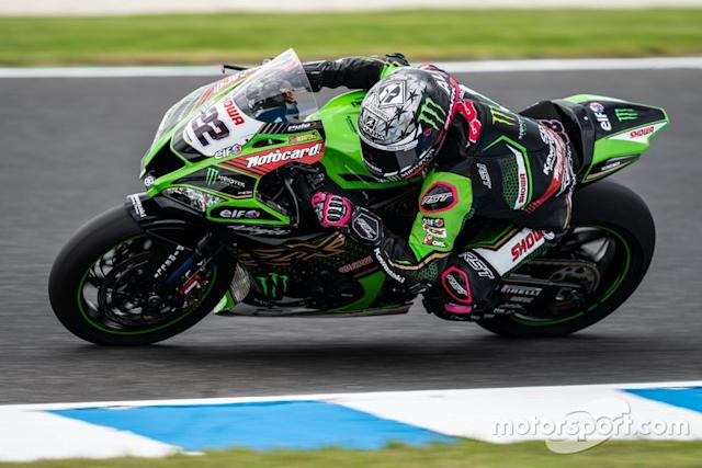 "#22 Alex Lowes, Kawasaki Racing Team <span class=""copyright"">Kawasaki Racing Team</span>"