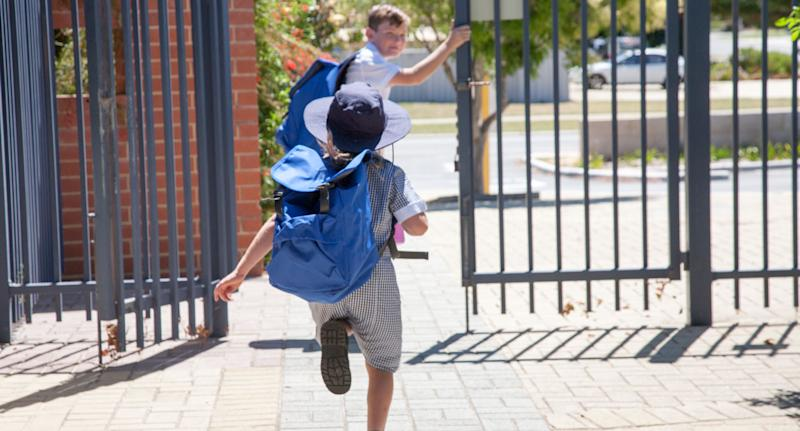 The September school holidays start on September 22 in Victoria, Queensland and WA, and September 29 in NSW, SA, the ACT and the Northern Territory.