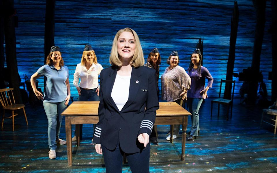 Come From Away returns to the West End at the Phoenix Theatre - Craig Sugden