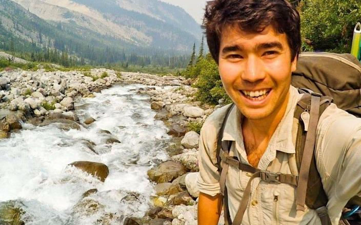 John Allen Chau who was killed by a tribe on a remote island in the Indian Ocean - REUTERS