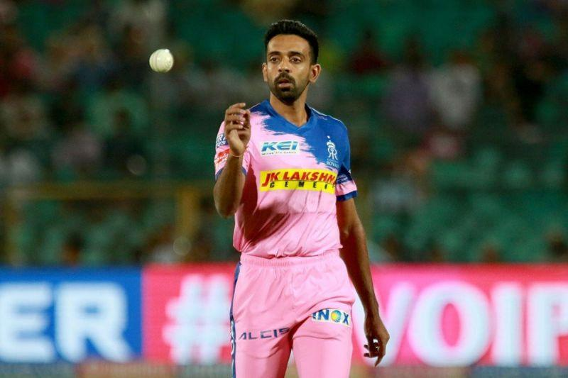 Kulkarni's stint with the side is likely to come to an end. (Image Courtesy: IPLT20.com/BCCI)