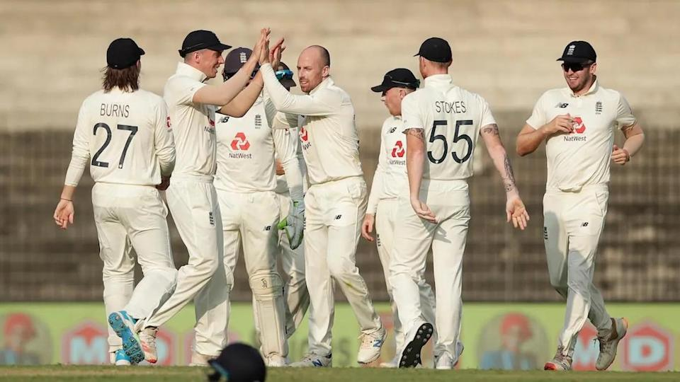 England lost to India 1-3 in Tests earlier in 2021. Photo- Getty