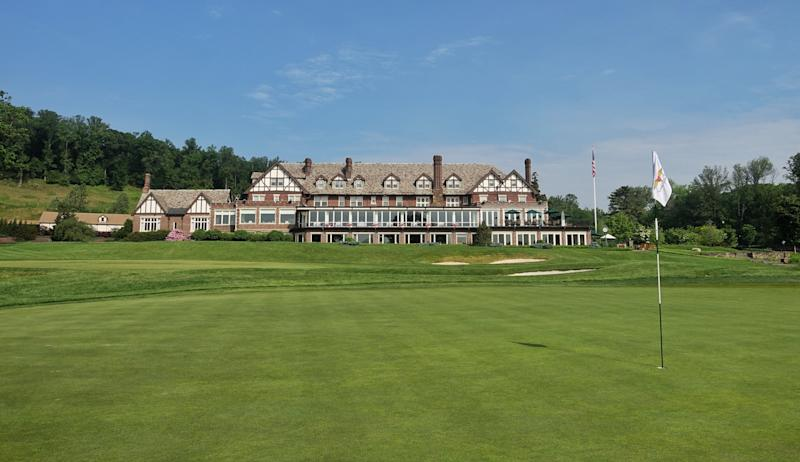 """Baltusrol clubhouse fire contained as firefighters respond to """"smoke condition"""" at legendary club"""