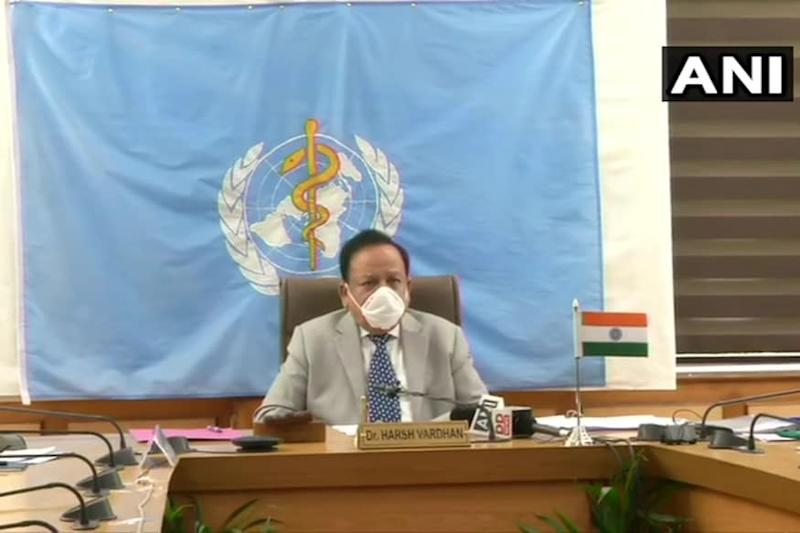 Union Health Minister Harsh Vardhan Takes Charge as WHO Executive Board Chairman