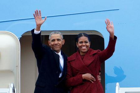 Barack and Michelle Obama to launch new TV shows on Netflix