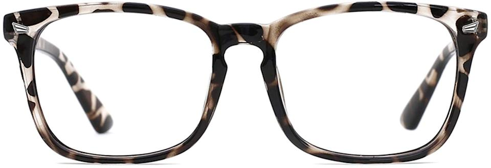 """They'rebecoming significantly more popular since it's 2021 and, quite frankly, we all spend way too much time staring at screens. These can help reduce painful eye strain and headaches tied to too much glare exposure.<br /><br />""""It feels like everyone has a pair, so I ordered a pair too."""" —teahdeeks<br /><br /><strong>Promising review:</strong>""""I work in front of a screen all day and had recently been getting headaches due to blue light exposure. You can clearly see the change of color when you put these on, and they've made a world of difference for me. And you can't beat the price! Highly recommend!!"""" — <a href=""""https://www.amazon.com/gp/customer-reviews/RNH8AW6WUP8JR?&linkCode=ll2&tag=huffpost-bfsyndication-20&linkId=11a0f3fce0ea85e0d72108d2c59f99d1&language=en_US&ref_=as_li_ss_tl"""" target=""""_blank"""" rel=""""noopener noreferrer"""">kwatson</a><br /><br /><strong><a href=""""https://www.amazon.com/TIJN-Blocking-Glasses-Eyeglasses-Computer/dp/B07FYD6ZDC?th=1&linkCode=ll1&tag=huffpost-bfsyndication-20&linkId=5a6d557b324c6b9e06d108f149c0e739&language=en_US&ref_=as_li_ss_tl"""" target=""""_blank"""" rel=""""noopener noreferrer"""">Get them from Amazon for $10.99 (available in 15 colors).</a></strong>"""
