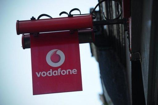 Vodafone plunges into heavy loss