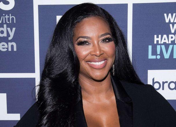 PHOTO: Kenya Moore attends an event on Feb. 16, 2020. (NBCU Photo Bank via Getty Images, FILE)