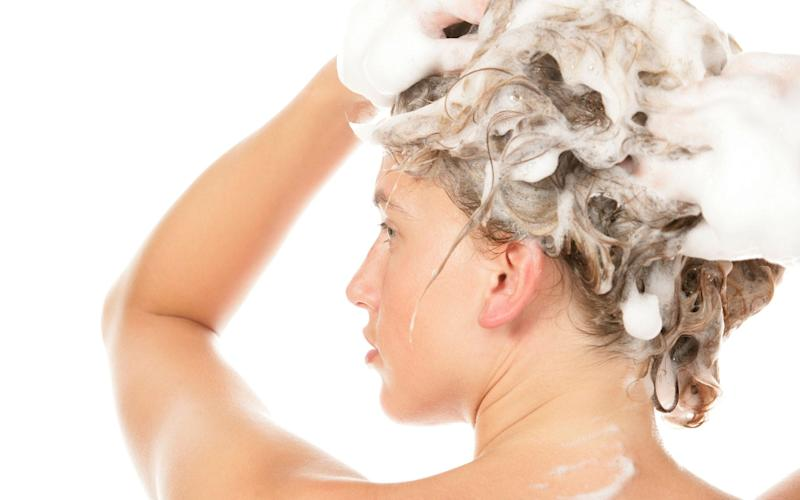 The NHS issued more than 8 million prescriptions for shampoo in 2016 - © Krzysztof Szpil / Alamy Stock Photo