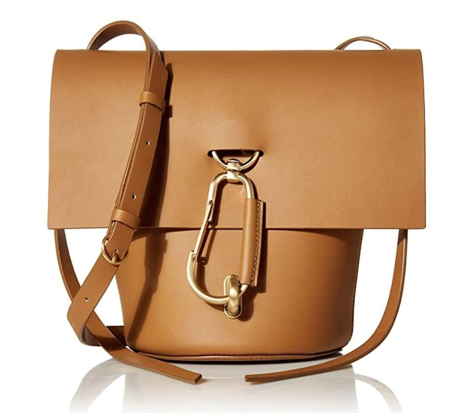 <p>This <span>ZAC Zac Posen Belay Crossbody</span> ($154, originally $196) looks sculptural and certainly worthy of a second look. It will make a stylish statement where you go.</p>