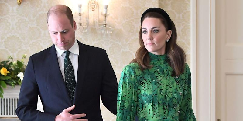 Prince William and Kate get hands-on in the kitchen during Ireland trip