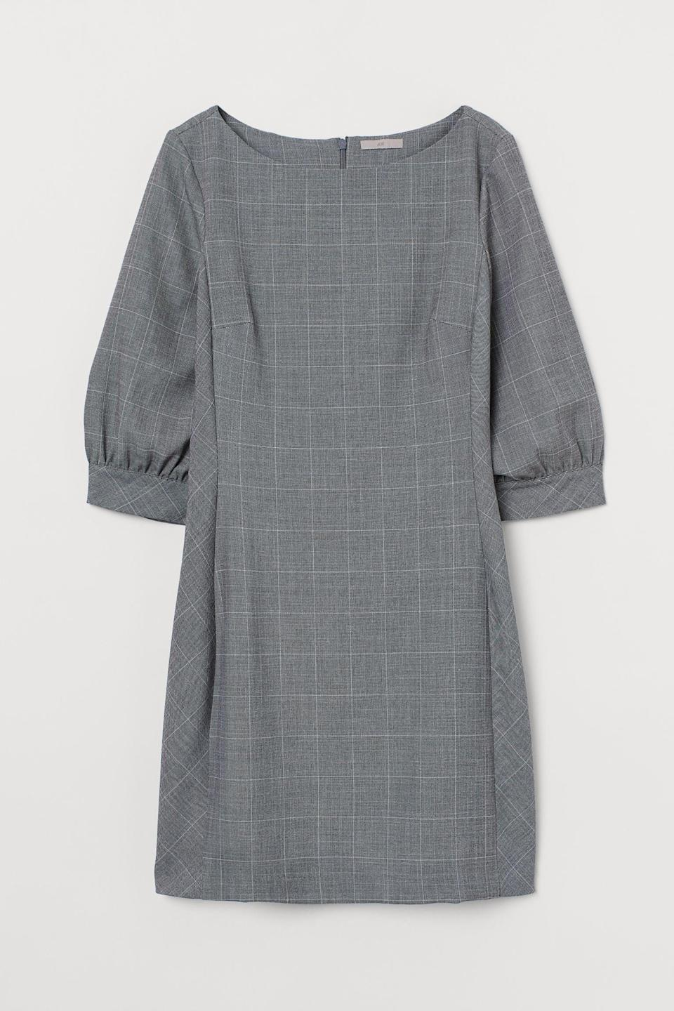 <p>This <span>Fitted Dress</span> ($26, originally $40) has a classic, work-ready appeal.</p>