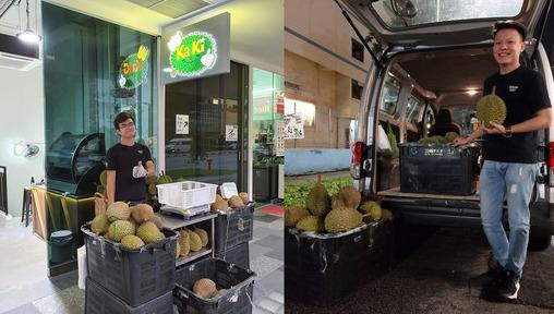 Where To Buy Durians in Singapore