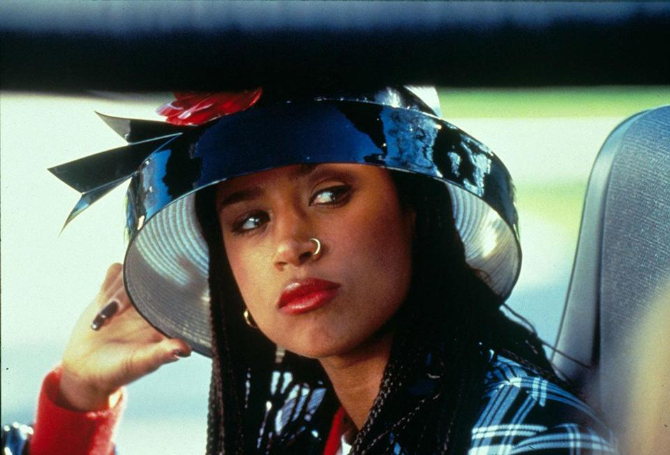 Stacey Dash as Dionne Davenport in 'Clueless' (1995) Real age at the time: 29 - Character age: 17