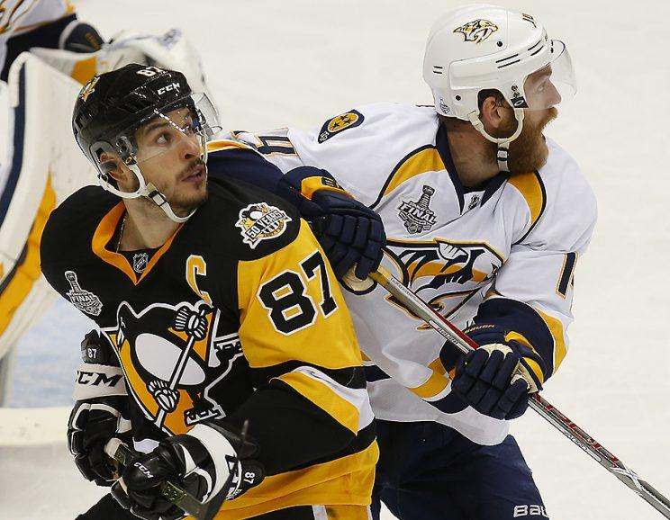 Penguins beat Predators 4-1, take 2-0 lead