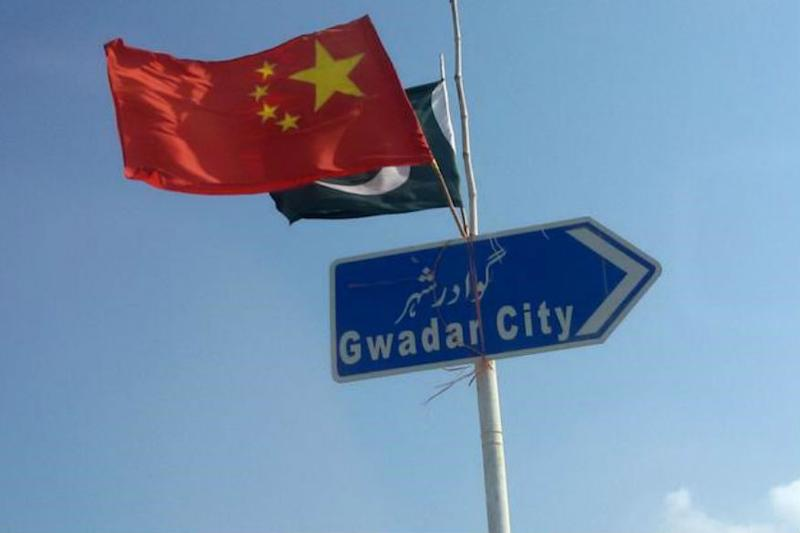 'China has Commercial, Military Interests in Gwadar'