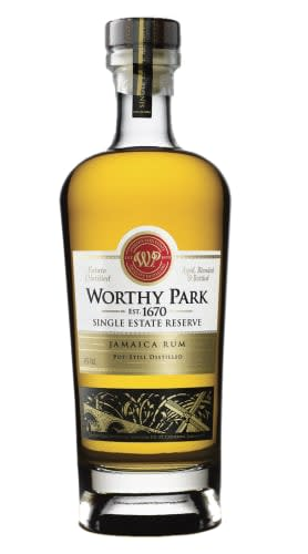 Worthy Park Single Estate Reserve Rum ('Multiple' Murder Victims Found in Calif. Home / 'Multiple' Murder Victims Found in Calif. Home)