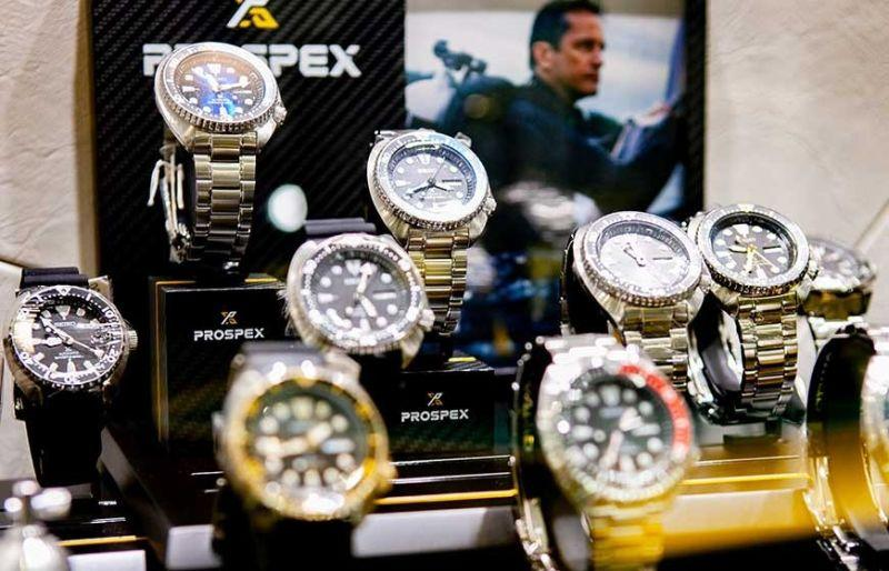 Cuenco: Seiko goes from sky to shore