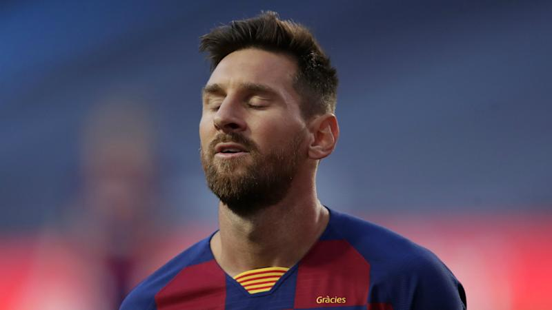 Barcelona Heading To Champions League Exit As Records Pile Up