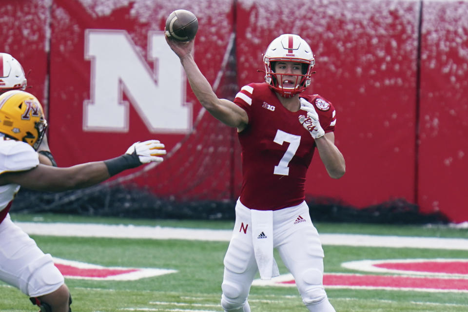 McCaffrey To Leave Nebraska