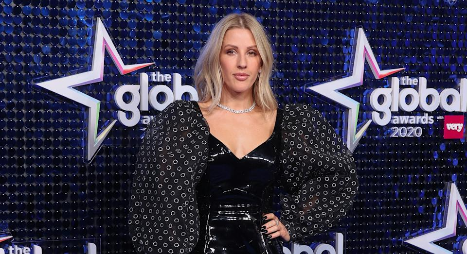 A couple were delighted when Ellie Goulding provided an online performance as they celebrated their big day via Zoom (Getty Images)