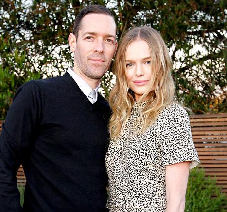 Kate Bosworth Marries Michael Polish in Intimate Ranch Wedding