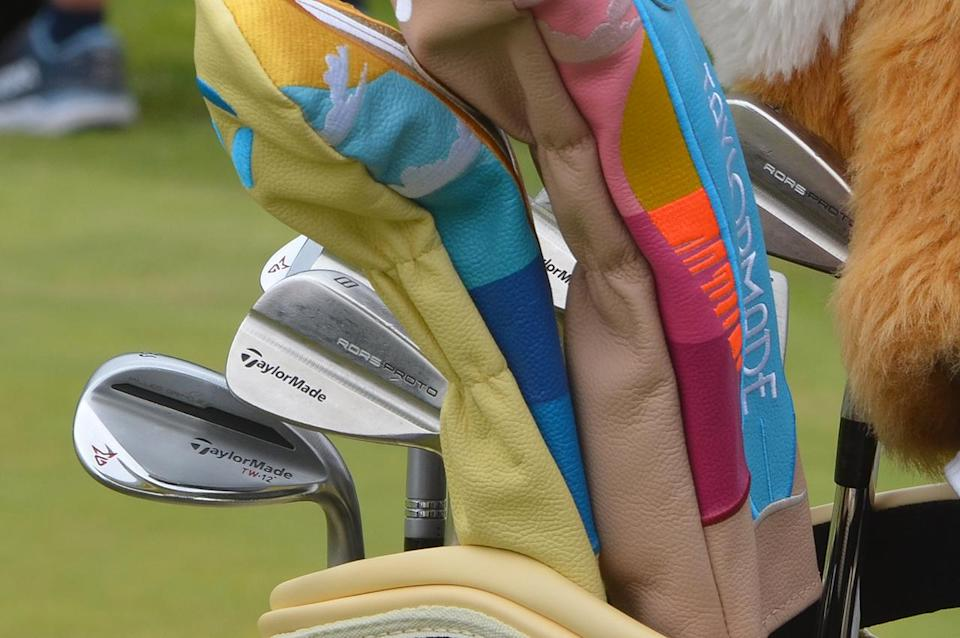 Rory McIlroy's TaylorMade equipment