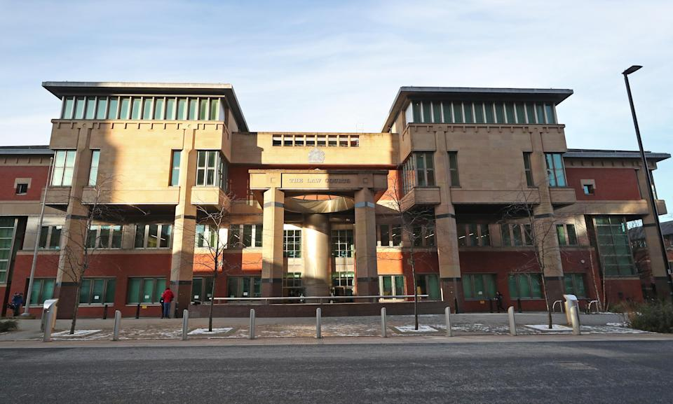 Sheffield Crown Court in Sheffield where Pawel Relowicz has been found guilty of raping and murdering Hull University student Libby Squire. Picture date: Thursday February 11, 2021.