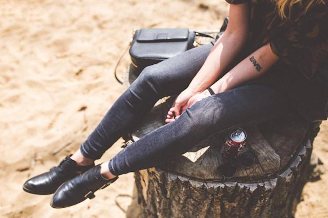 Fight the temptation to never take your favorite shoes off. (Photo: Pexels)