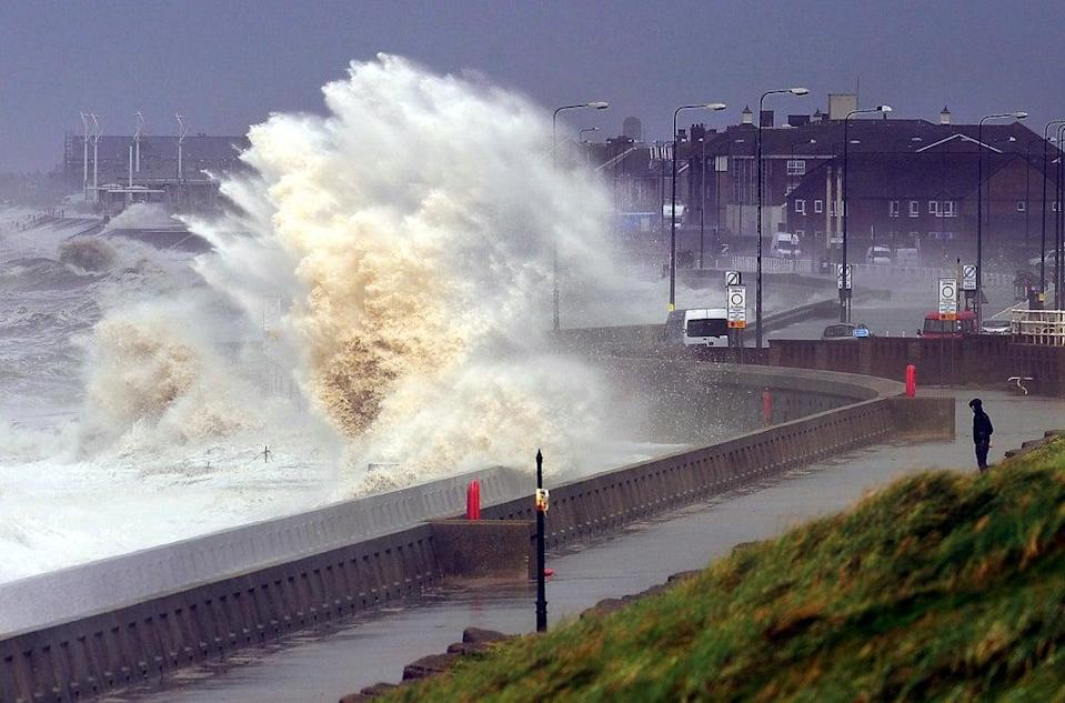 More than 10,000 suggestions were submitted to the Met Office for the list of names for the strongest weather systems to hit the UK, Ireland and the Netherlands over the coming year (John Giles/PA) (PA Archive)