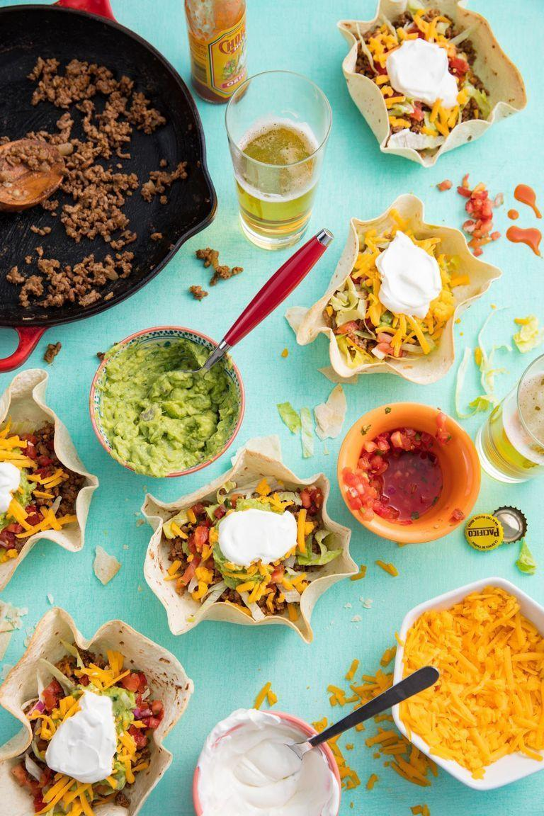 """<p>Your new favourite way to eat a taco.</p><p>Get the <a href=""""https://www.delish.com/uk/cooking/recipes/a30747470/beef-taco-boats-recipe/"""" rel=""""nofollow noopener"""" target=""""_blank"""" data-ylk=""""slk:Beef Taco Boats"""" class=""""link rapid-noclick-resp"""">Beef Taco Boats</a> recipe. </p>"""