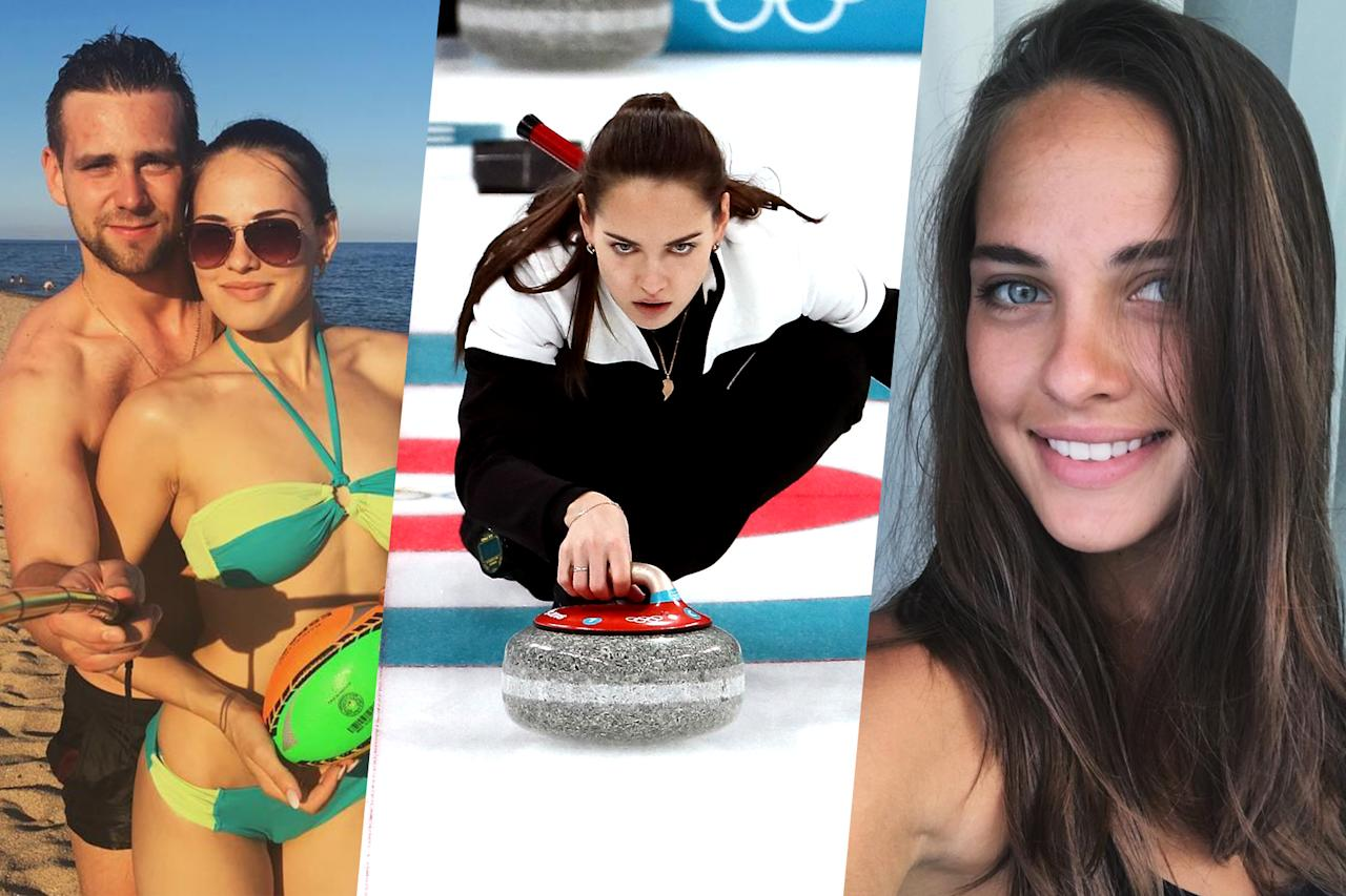 <p>On top of being an Olympian, she has a master's degree in physical education, sport and health from the Lesgaft National State University of in St. Petersburg, Russia. </p>