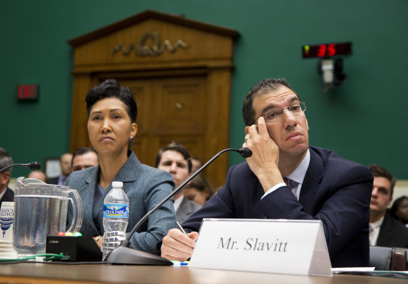 Healthcare.gov failures surface at Hill hearing
