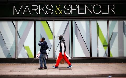 M&S saw a like-for-like decline in both its food and home businesses