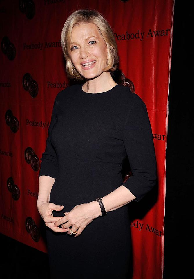 "December 22: Diane Sawyer turns 65 Gary Gershoff/<a href=""http://www.wireimage.com"" target=""new"">WireImage.com</a> - May 17, 2010"