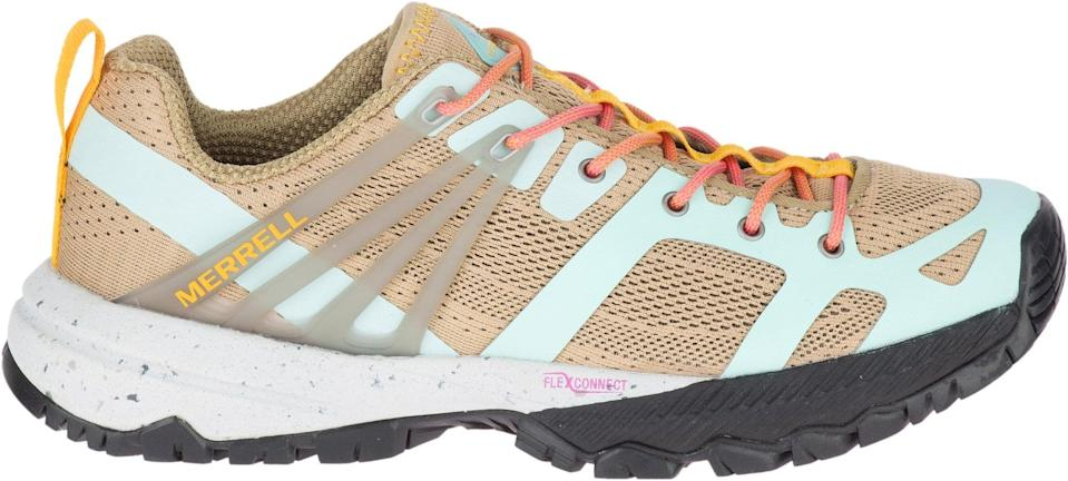 """<h3><strong><h2>Merrell MQM Hiking Sneakers</h2></strong></h3><br><strong>Why It's A Best Buy</strong>: If this summer is anything like the previous one, we'e going to be spending a <em>lot</em> of time outside, going on hikes and day trips as much as we did last year. We're arming ourselves with footwear that's going to help us navigate our home turf — the urban jungle — as easily as any scrambles and switchbacks we encounter on the trail: the hiking sneaker. Bonus: these sturdy kicks will help you splash through any inclement weather as winter's icy grip gives way to spring showers.<br><br><strong>The Review</strong>: """"So far so good! I have been wearing them a lot. I went to the beach wearing them and I have absolutely no complaints! They are very bit as I expected and [feel] very safe for hikes. The soles are the best."""" — Sergiy, <a href=""""https://amzn.to/39Nh8UI"""" rel=""""nofollow noopener"""" target=""""_blank"""" data-ylk=""""slk:Amazon.com"""" class=""""link rapid-noclick-resp"""">Amazon.com</a> reviewer<br><br><strong>Merrell</strong> MQM Ace Hiking Shoes, $, available at <a href=""""https://go.skimresources.com/?id=30283X879131&url=https%3A%2F%2Fwww.rei.com%2Frei-garage%2Fproduct%2F180504%2Fmerrell-mqm-ace-hiking-shoes-womens"""" rel=""""nofollow noopener"""" target=""""_blank"""" data-ylk=""""slk:REI"""" class=""""link rapid-noclick-resp"""">REI</a>"""