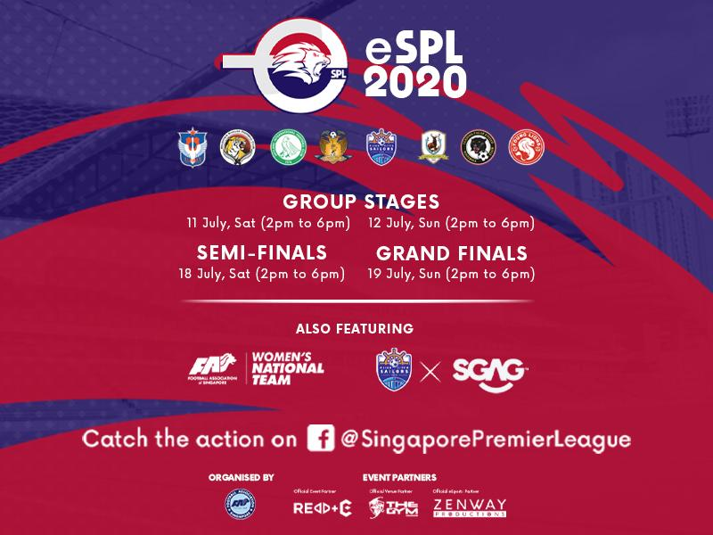 Singapore Premier League eSPL tournament (Singapore)
