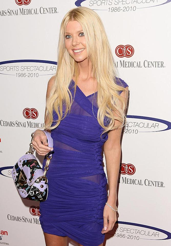 "November 8: Tara Reid turns 35 Jesse Grant/<a href=""http://www.wireimage.com"" target=""new"">WireImage.com</a> - May 23, 2010"