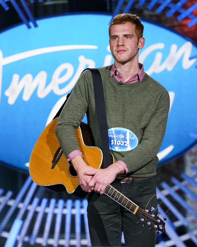 AMERICAN IDOL - '203 (Auditions)' - 'American Idol' travels to Coeur d'Alene, Idaho; New York, New York; Louisville, Kentucky; and Los Angeles, California, as the search for Americas next superstar continues on The ABC Television Network, SUNDAY, MARCH 10 (8:00 - 10:01 p.m. EDT), streaming and on demand. (Nicole Rivelli/ABC via Getty Images) JEREMIAH LLOYD HARMON