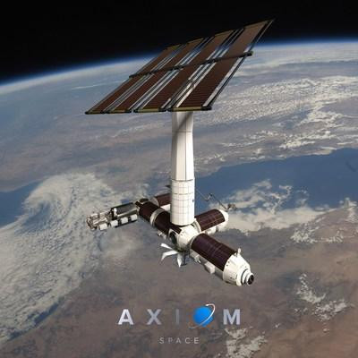 Axiom Station will be constructed while attached to the ISS and, at the end of the ISS' life, detach and operate on its own into the future.
