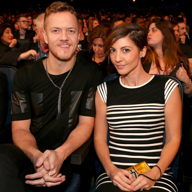 Imagine Dragons Frontman Dan Reynolds Welcomes Twin Daughters!