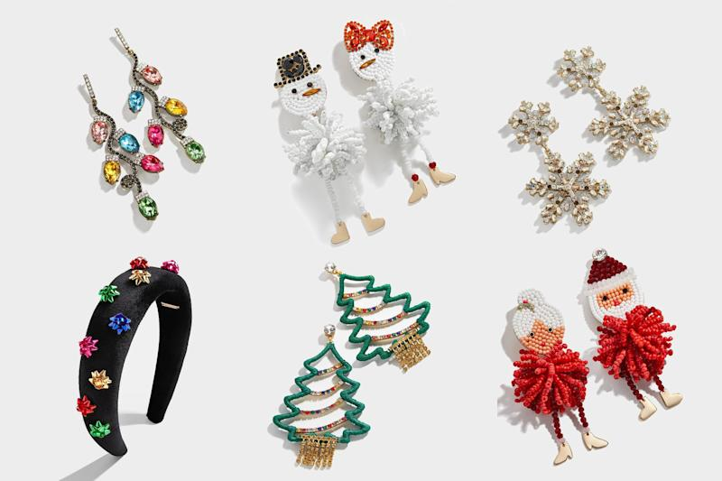 BaubleBar's Newest Holiday Collection Is So Good, Your Ugly Christmas Sweater Will Be Jealous