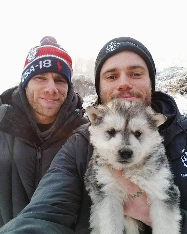 "<p><strong>THE GOOD</strong><br>Gus Kenworthy:<br>Kenworthy, 26, first drew global attention for adopting a family of stray dogs after the Sochi Olympics four years ago. For the second consecutive Olympics, the American freeskier is going home with a pet. After touring a dog meat farm in South Korea on Friday, Kenworthy adopted a girl named ""Beemo"". </p>"