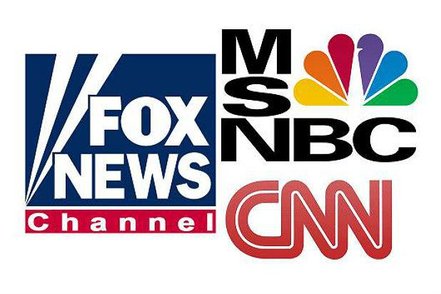 Cable News Ratings: Fox Dominates October, CNN's 'AC 360′ Climbs Year-to-Year