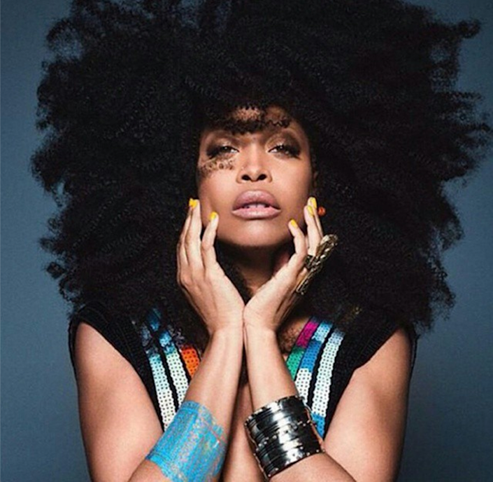 Grammy-winning singer-songwriter Erykah Badu will appear Oct. 12 at Arvest Bank Theatre at the Midland. Tickets will go on sale Friday, July 23.