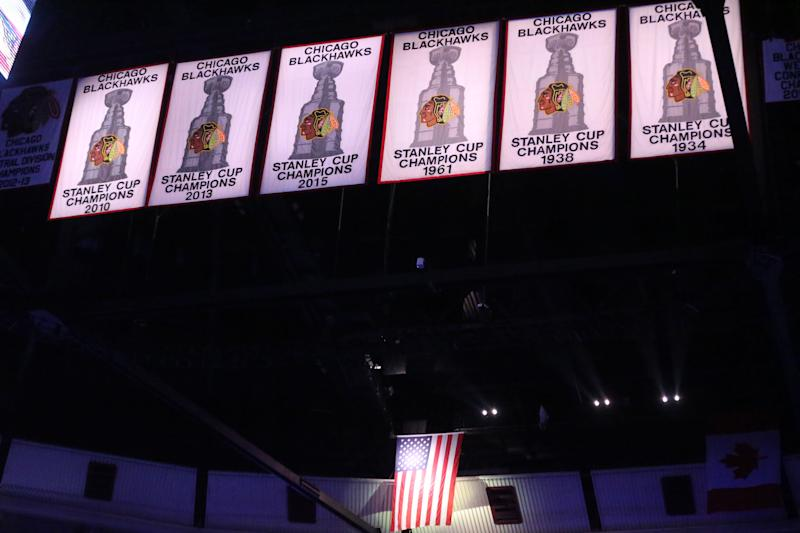 """Blackhawks become first NHL team to join """"Rally the Vote"""""""