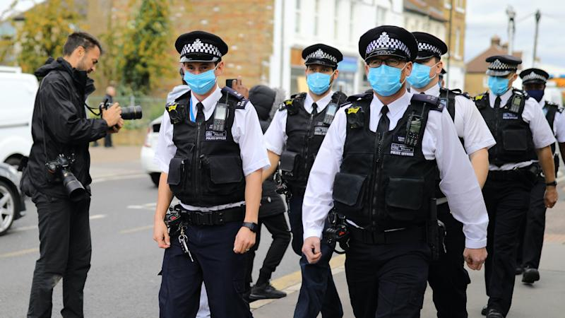 Serious assaults against Met Police officers up 95% as force mourns sergeant