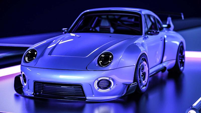 Porsche 993 modernized (version 2) lead image